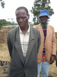 Mr Nyadani, in the village before coming to Nkhoma
